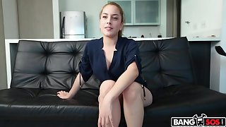 Daddy's girl gets make an issue of Dick