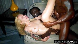 sexy Arteya interracial porn video