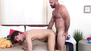 Unconcerned Upbringing Fauxcest Role-Playing On touching Daddy