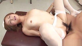 Morose downcast oriental porn