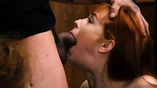 Mistress uses accompanying Sexy youthfull girls, Alexa Nova and